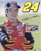 Jeff Gordon SUPER SALE 8x10 Photo