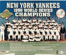 Yankees 1996 World Series Champions New York Team Sit Down Mariano Rivera, Paul O'Neill Derek Jeter, Dwight Gooden SUPER SALE 8X10 Photo