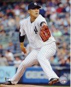 Masahiro Tanaka New York Yankees Satin 8X10 Photo