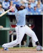 Lorenzo Cain Kansas City Royals SATIN 8X10 Photo