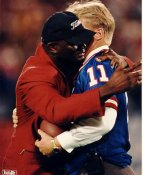 Lawrence Taylor & Phil Simms New York Giants LIMITED STOCK 8X10 Photo