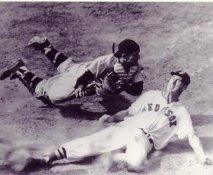 Yogi Berra & Ted Williams New York Yankees LIMITED STOCK 8X10 Photo