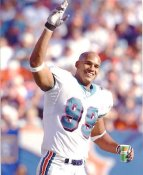 Jason Taylor Miami Dolphins 8X10 Photo