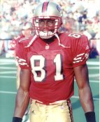 Terrell Owens San Francisco 49ers 8X10 Photo