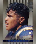 Junior Seau San Diego Chargers SUPER SALE DonRuss Studio 8X10 Photo