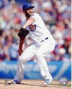 Jake Arrieta Chicago Cubs SATIN 8X10 Photo