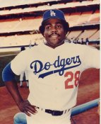 Pedro Guerrero Los Angeles Dodgers LIMITED STOCK 8X10 Photo