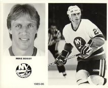 Mike Bossy 1985-86 New York Islanders LIMITED EDITION 8x10 Photo
