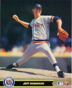 Jeff Robinson Detriot Tigers Glossy Card Stock LIMITED STOCK 8X10 Photo