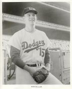 Bob Miller Original Team Issue Photo 8x10 LA Dodgers