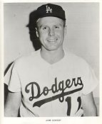 John Kennedy Original Team Issue Photo 8x10 LA Dodgers