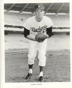Claude Osteen Original Team Issue Photo 8x10 LA Dodgers