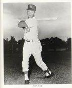 Maury Wills Original Team Issue Photo 8x10 LA Dodgers