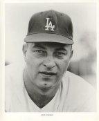John Podres Original Team Issue Photo 8x10 LA Dodgers