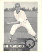 Hal Newhouser Detroit Tigers Blurry Photo SUPER SALE 8X10 Photo