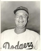 John Podres Original Team Issue Photo 8x10 LA Dodgers