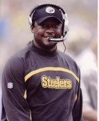 Mike Tomlin Coach Pittsburgh Steelers LIMITED STOCK 8x10 Photo