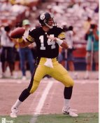 Neil O'Donnell Pittsburgh Steelers Slight Creases SUPER SALE 8x10 Photo