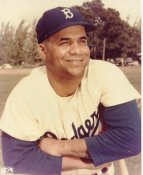 Roy Campanella Brooklyn Dodgers LIMITED STOCK 8X10 Photo