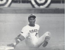 Roberto Clemente Pittsburgh Pirates Cardboard Stock LIMITED STOCK 8.5X11 Photo