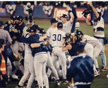 Scott Brosius 1998 World Series MVP New York Yankees SUPER SALE 8X10 Photo