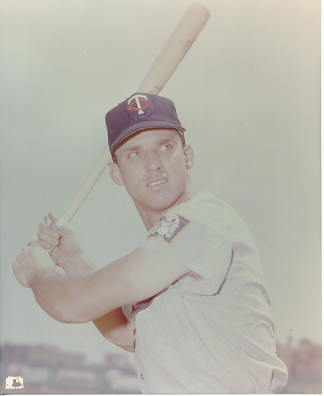 Bob Allison Minnesota Twins LIMITED STOCK 8X10 Photo