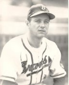 Johnny Beazley Boston Braves LIMITED STOCK 8X10 Photo