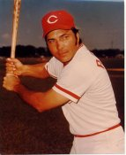 Johnny Bench Cincinnati Reds LIMITED STOCK Slight Crease 8X10 Photo