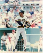 Barry Bonds Pittsburgh Pirates LIMITED STOCK Slight Crease 8X10 Photo