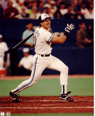 Pat Borders Toronto Blue Jays LIMITED STOCK 8X10 Photo