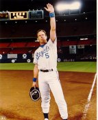 George Brett 3000th Hit Kansas City Royals LIMITED STOCK 8X10 Photo