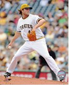 Gerrit Cole Pittsburgh Pirates SATIN 8X10 Photo