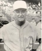 George Burns Philadelphia Athletics LIMITED STOCK 8X10 Photo