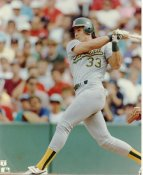Jose Canseco Oakland Athletics LIMITED STOCK Slight Crease 8X10 Photo