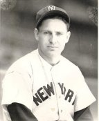 Ben Chapman New York Yankees LIMITED STOCK 8X10 Photo