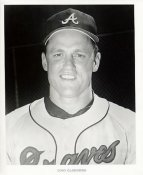 Tony Cloninger Atlanta Braves Slight Crease at Top LIMITED STOCK 8X10 Photo