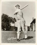 Gil Coan Washington Senators LIMITED STOCK 8X10 Photo
