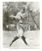Ty Cobb Detroit Tigers LIMITED STOCK 8X10 Photo