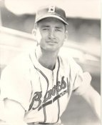 Alvin Dark Boston Braves LIMITED STOCK 8X10 Photo