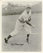 Paul Derringer Cincinnati Reds LIMITED STOCK 8X10 Photo