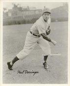 Paul Derringer Cincinnati Reds LIMITED STOCK 8X10 Photo