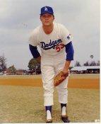 Don Drysdale LA Dodgers LIMITED STOCK 8X10 Photo