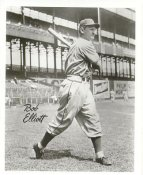 Bob Elliott Pittsburgh Pirates LIMITED STOCK 8X10 Photo