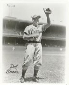 Del Ennis Philadelphia Phillies LIMITED STOCK 8X10 Photo