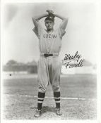Wesley Ferrell Cleveland Indians LIMITED STOCK 8X10 Photo