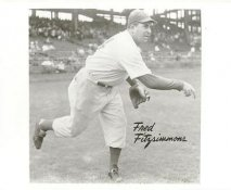 Fred Fitzsimmons Brooklyn Dodgers LIMITED STOCK 8X10 Photo