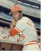 George Foster Cincinnati Reds LIMITED STOCK 8X10 Photo
