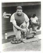 Jimmy Foxx Philadelphia Athletics LIMITED STOCK 8X10 Photo