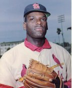 Bob Gibson St Louis Cardinals LIMITED STOCK 8X10 Photo