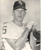 Billy Goodman Boston Red Sox Slight Stain at Bottom LIMITED STOCK 8X10 Photo